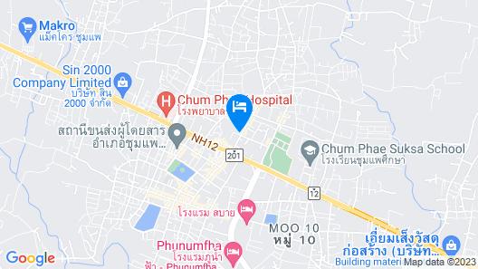 Tummi House Map