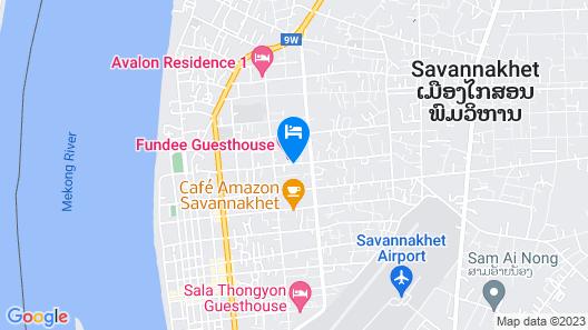 Phonepaseud Hotel Map