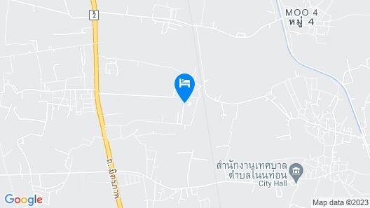 Bantungidin Homestay Map