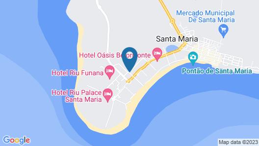 Hotel Dunas de Sal Map