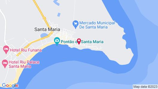 Angulo House Map