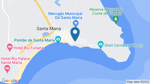 Leme Bedje Residence Map