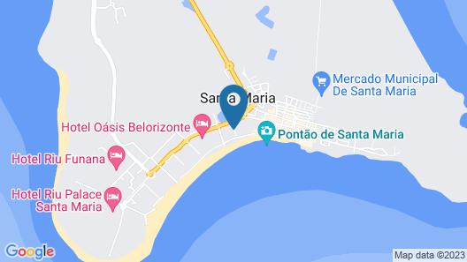 Morabeza Hotel Map