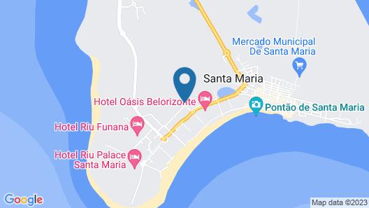 Aparthotel Tropical Map