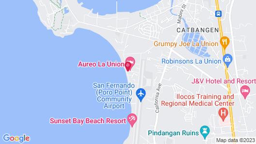 Aureo La Union Map