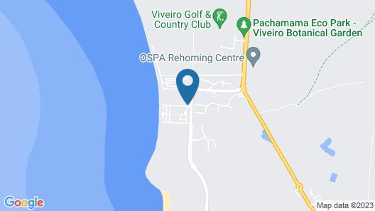 Melia Tortuga Beach Map