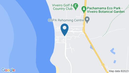 Melia Tortuga Beach - All Inclusive Map