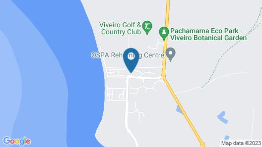 Melia Dunas Beach Resort & Spa - All Inclusive Map