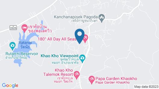 Khao Kho Bay Bay Resort Map