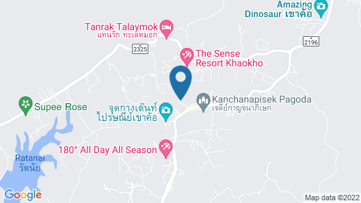 Viewpoint Khaokoh Hotel Map