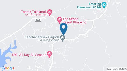 Phuchao-Ngo Resort Map