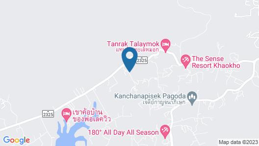 Byemuang Khaokho Resort View Talaymok Map