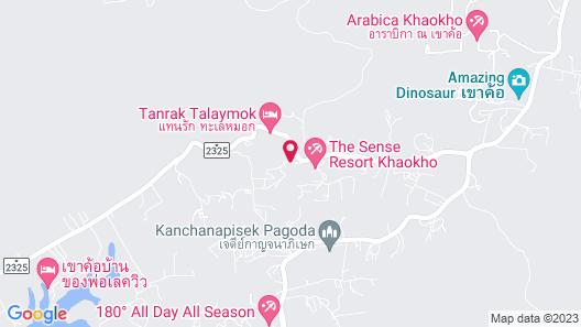 Baan Rairabeangmok Map