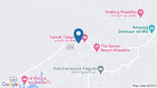 Sirinati Khao Kho National Park - Adult Only Map