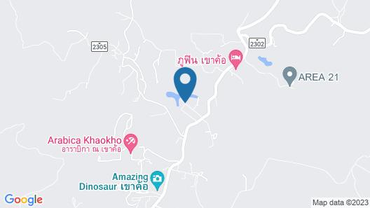 Rimnan Khaokho Map