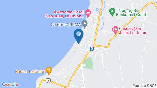 Villas Buenavista Map