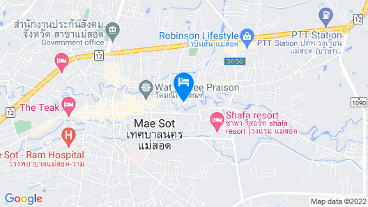 T.House Maesot Map