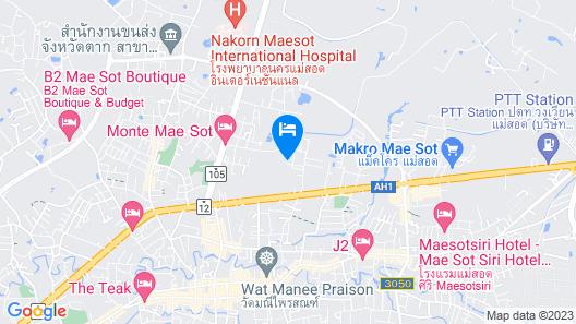 Baan Maesot PLUS Map
