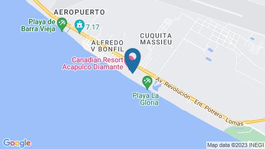 Hotel Celin Map