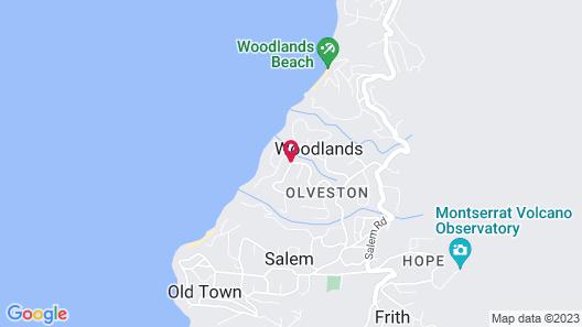 Miles Away Resort Map