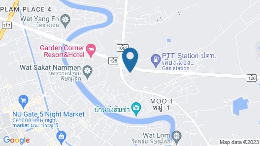 Mookmanee Resort Map