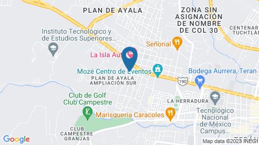 ES Design Hotel Map