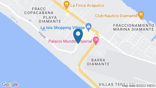 La Isla Residences Map