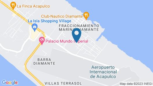 Marina Diamante A Map