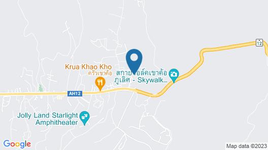 Best Views Home Khao Kho Map