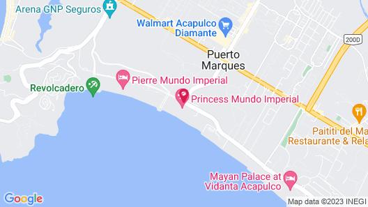 Princess Mundo Imperial Map