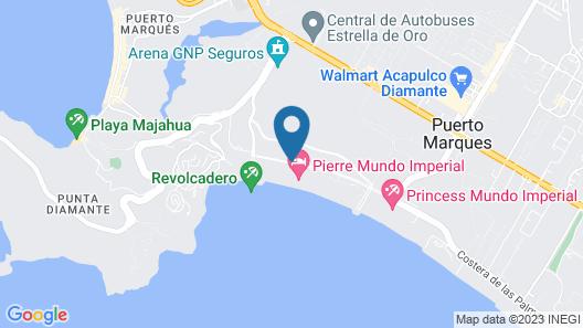 Pierre Mundo Imperial Map