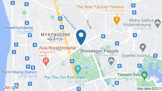 My Hotel Map