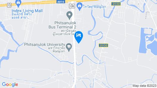 Taman Spa Resort Map
