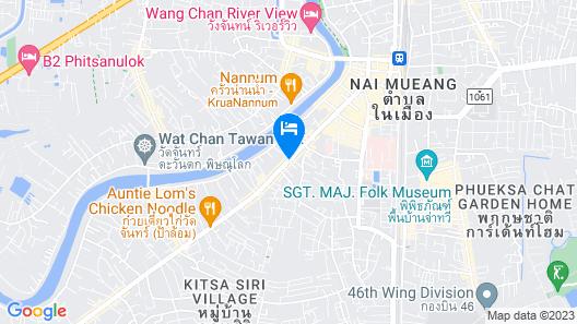 Nanchao Hotel Map