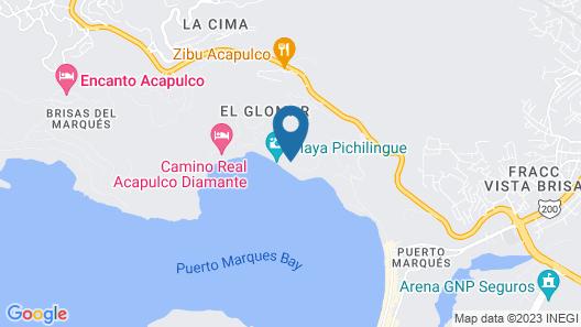 Casa Aldila - 7 Habitaciones Map