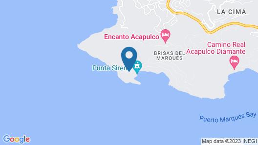 Punta Marqués By LaTour Map