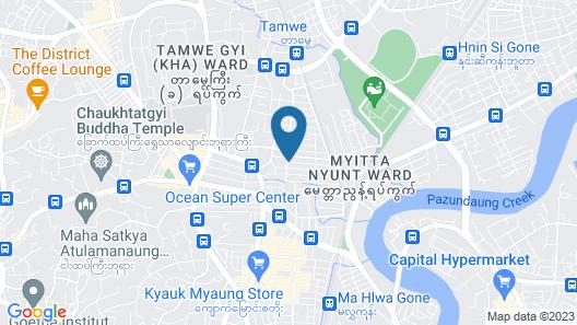 Hotel YNO Map