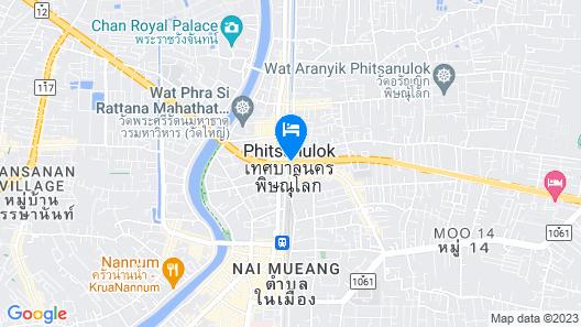 Pailyn Pitsanuloke Map