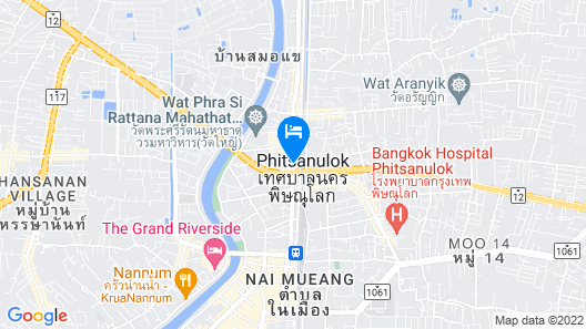 Topland Hotel & Convention Centre Map