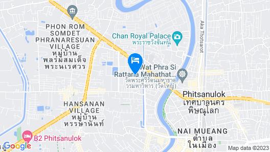Sukwimol Place Hotel Map
