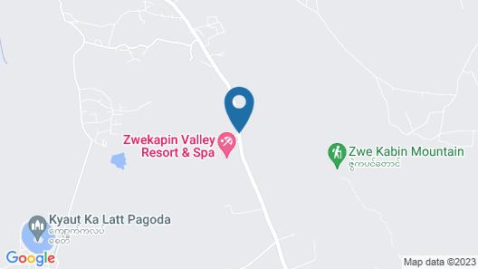 Keinnara Hpa An Map