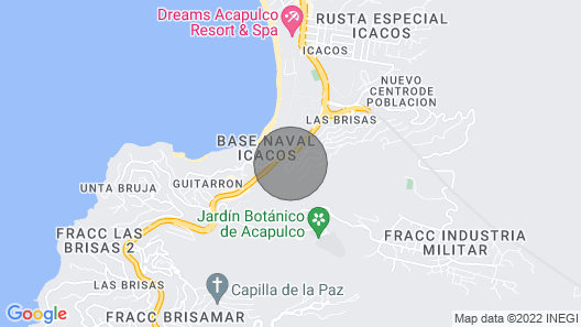 The best view of Acapulco, your perfect spot Map