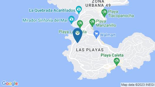 Las Playas PH Map