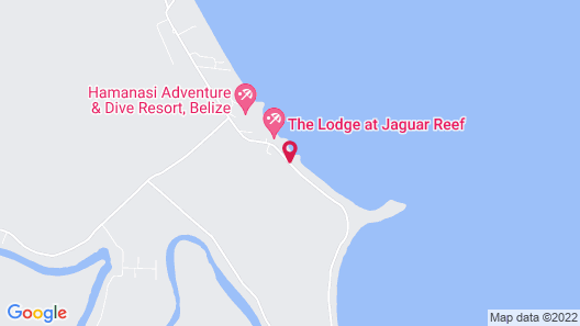 Parrot Cove Lodge Map