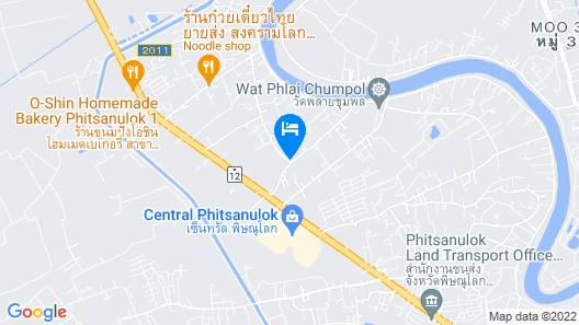 Villa's Day Map