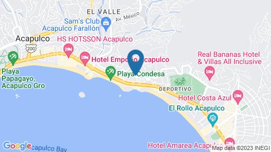 CondoHotel Alberto's Map