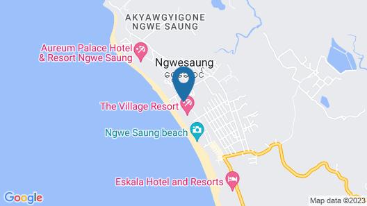 The Village Resort Map