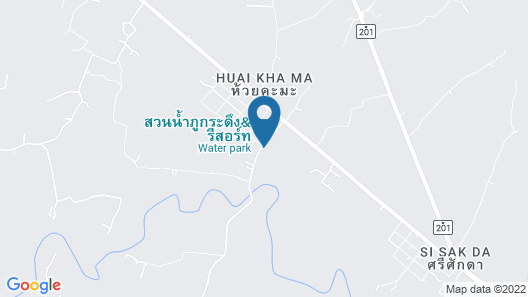 Suannamphukradueng Resort and Hotel Map