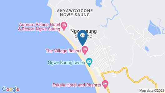 Ocean Paradise Resort Map