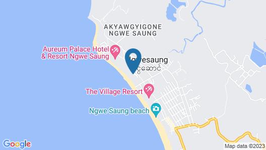 Sunny Paradise Resort Map